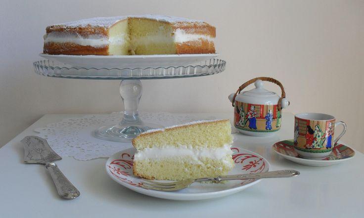 torta paradiso (con o senza Bimby)   In cucina con anna