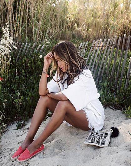 8 ιδέες από τις μπλόγκερ για τέλειο στυλ στις διακοπές | μοδα , συμβουλές μόδας | ELLE