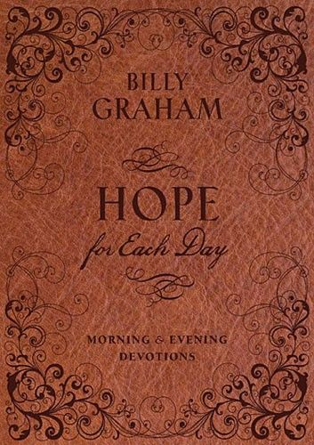 Hope for Each Day Morning and Evening Devotions - Gift Books