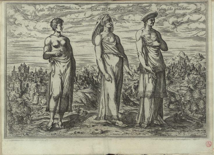 """Res. 3998 P. - 0006_new - Filippo Pigafetta (1533-1604) – """"Relatione del Reame di Congo et delle circonuicine contrade"""". In Roma : appresso Bartolomeo Grassi, 1591 BNP RES. 3998 P."""