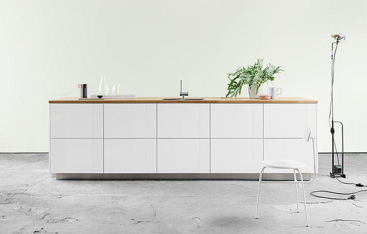 """Ikea-Hack Küchen Front """"HLA"""" von Reform – via sodapop-design"""