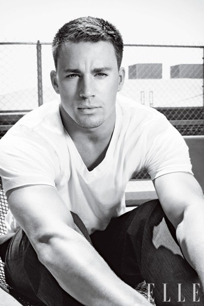 channing tatum. man. I don't like my boys scrawny.