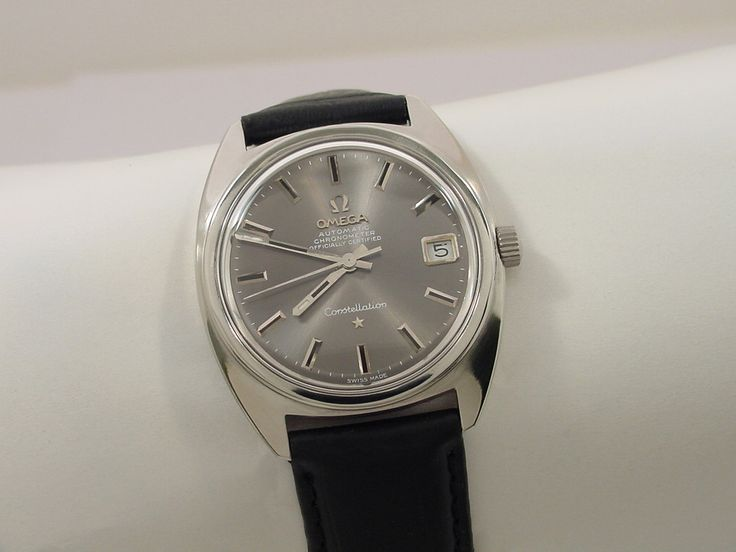 1968 OMEGA CONSTELLATION CHRONOMETER WITH DATE