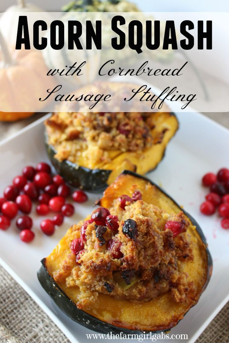 ... Pinterest | Cornbread stuffing, Thanksgiving centerpieces and Sausages