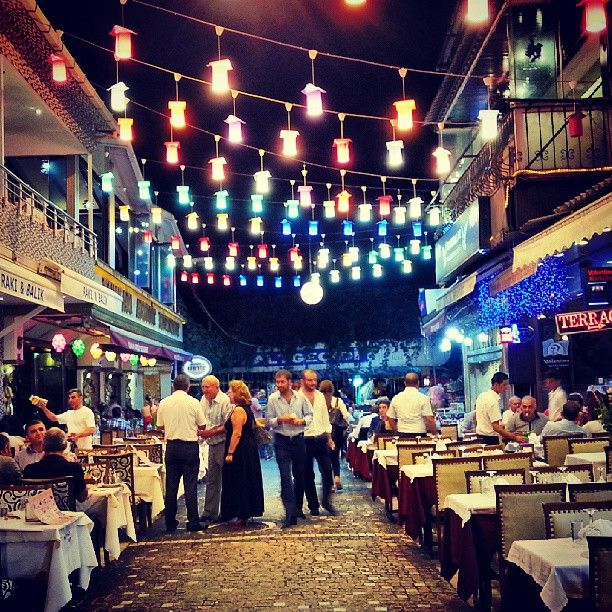 Kumkapı - some of the best fish and seafood restaurants in istanbul