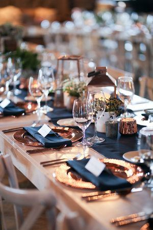 Jewish Wedding Fall Wedding Blue Sky Ranch Wedding Navy and Copper Michelle Leo Events Utah Wedding Design and Planning Pepper Nix Photography