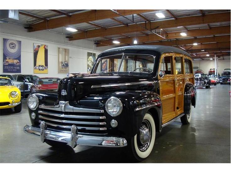 17 best 1947 ford super deluxe woodie images on pinterest. Black Bedroom Furniture Sets. Home Design Ideas