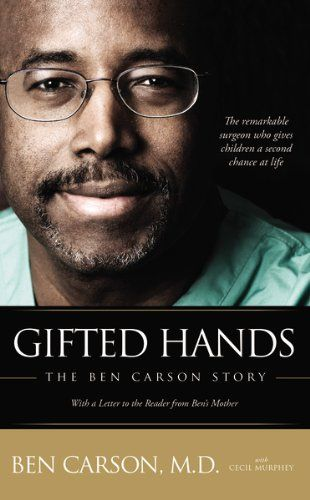 Gifted Hands: The Ben Carson Story by Ben Carson http://www.amazon.com/dp/0310214696/ref=cm_sw_r_pi_dp_13Fmvb0V1QSW4