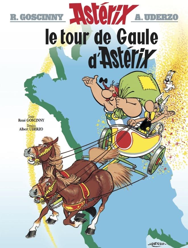 Le tour de Gaule d'Astérix (5)