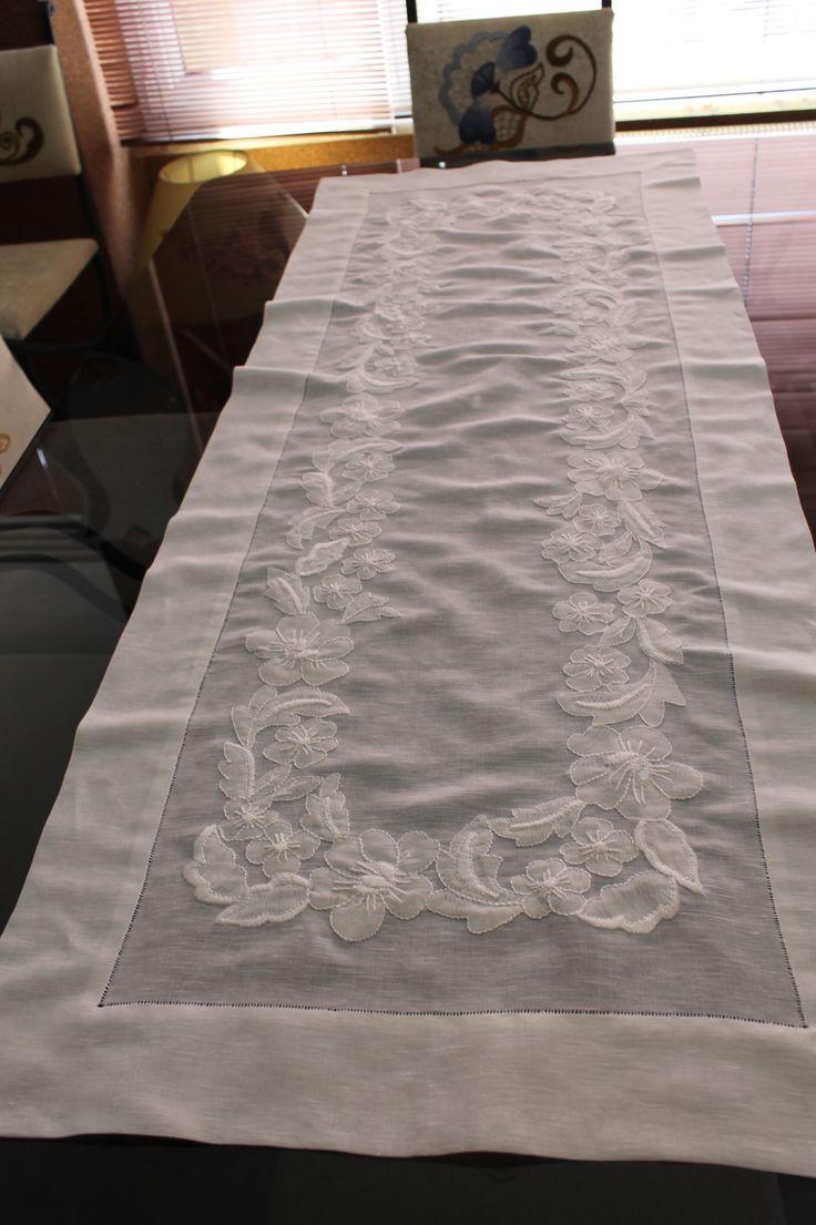 gölge isi - handmade - embroidery