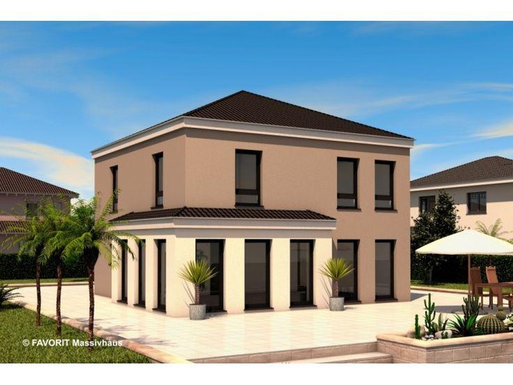 Massivhaus walmdach  Ambiente 141 - #Einfamilienhaus von Bau Braune Inh. Sven Lehner ...