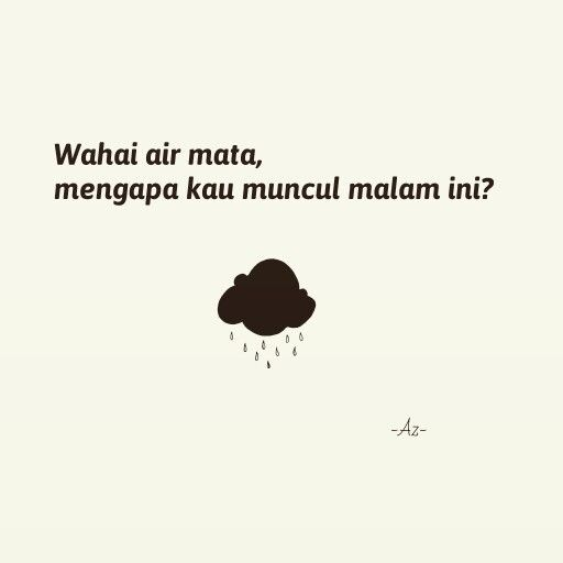 Malay quote