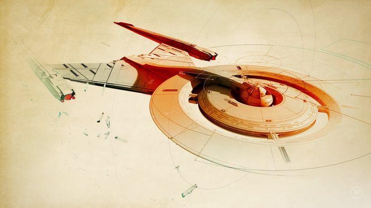 Prologue Films // Star Trek : Discovery - Main Titles on Vimeo