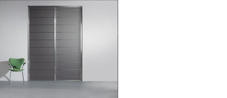 #portes #gris #grey #dressing #coulidoor #design #white #room #portescoulissantes