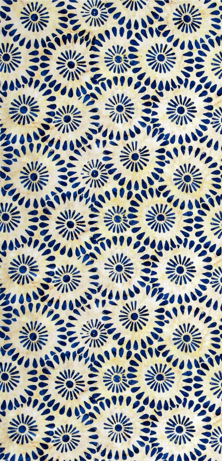 This design is organic in nature but also has the geometric qualities of Islamic design - it's lovely