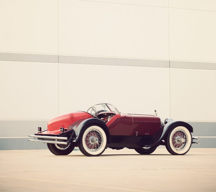 DUESENBERG MODEL A SPEEDSTER