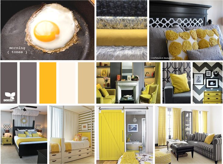 11 Best Images About Yellow Interior Design Ideas On