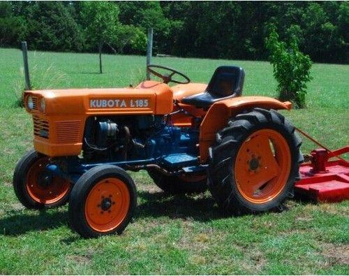 CLICK ON IMAGE TO DOWNLOAD Kubota L185, L235, L245, L275, L285, L295, L305, L345, L355 Tractor ...