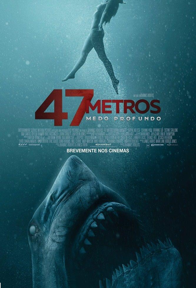 47 Meters Down Uncaged 47 Metros Medo Profundo 2019 John