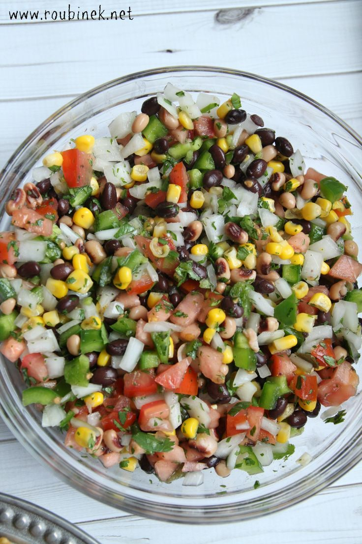 Texas Caviar Dip Recipe
