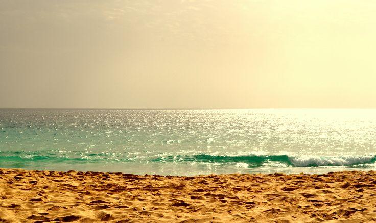 Isola di Sal spiaggia