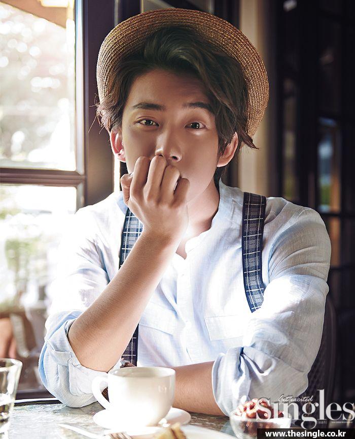 2015.07, Singles, B1A4, Gongchan