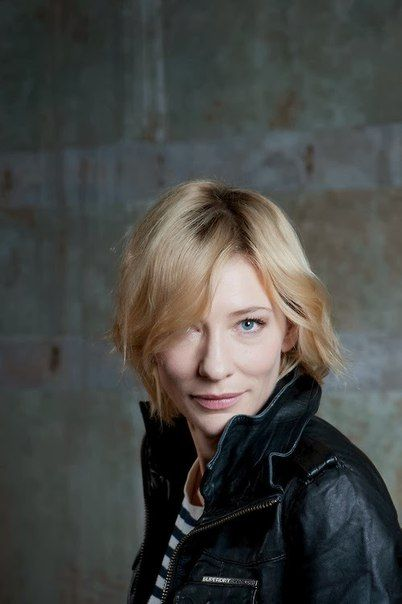Cate Blanchett ▪ Кейт Бланшетт