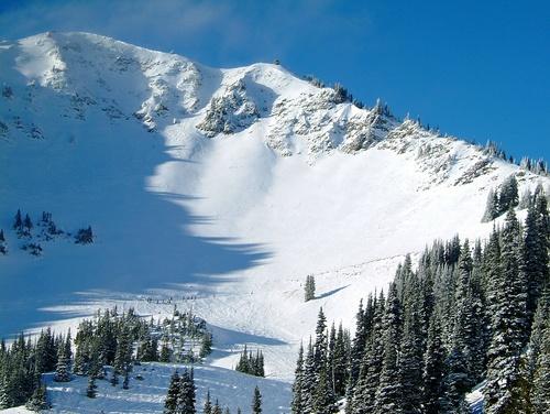 Crystal Mountain Lodging