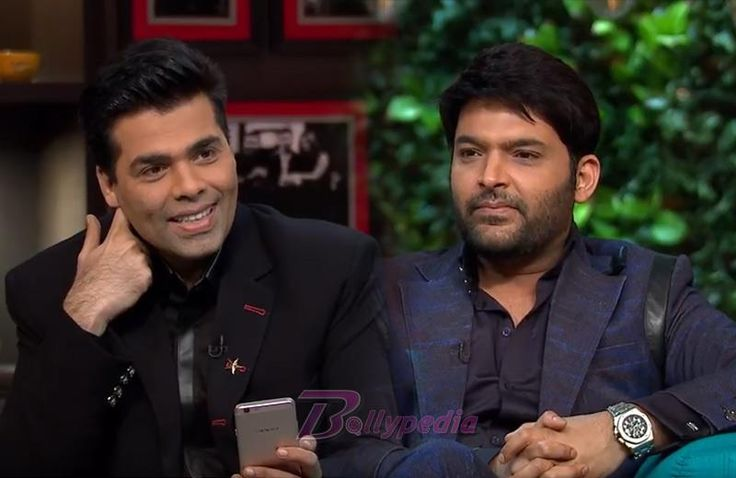 WOW! Koffee with Karan gets a rib-tickling show with Kapil on board!