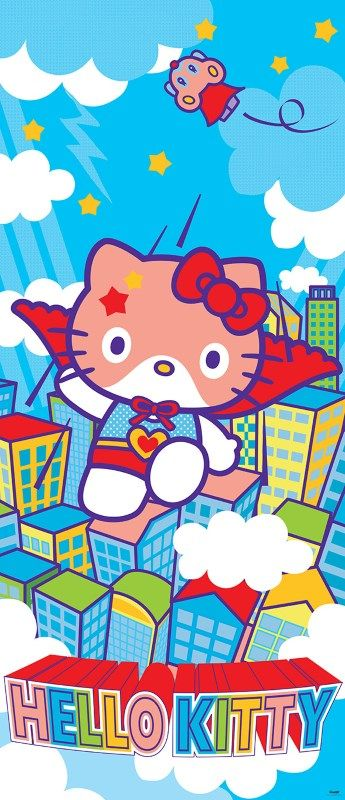 colant usa Hello Kitty hero