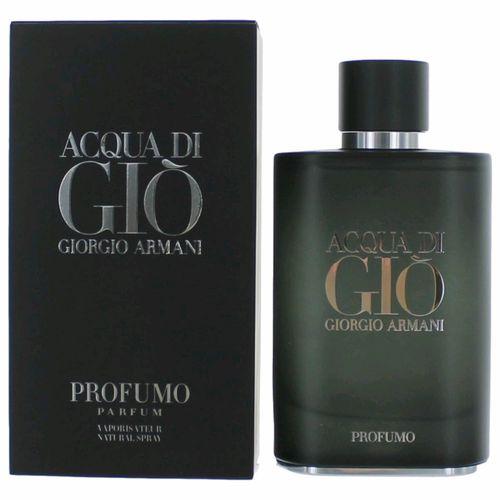 Acqua Di Gio Profumo by Giorgio Armani, 4.2 oz Parfum Spray for Men