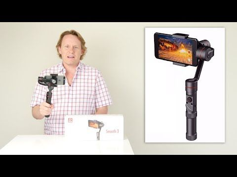 First Look — Zhiyun Smooth 3 Smartphone Stabilizer  — Phil Steele Photography