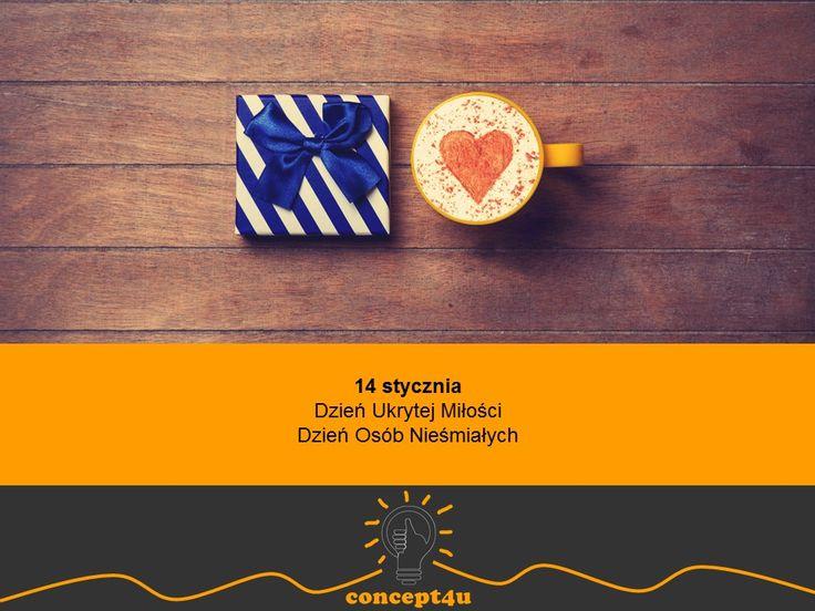 kalendarz nietypowych świąt na styczeń. concept4u