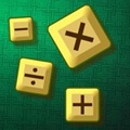 In this game you need to complete a equation by picking filling in numbers from a grid of numbers. The equation becomes longer and harder as the game advances. The faster you complete the equation, the higher the score you get. http://www.itsgamestime.com/puzzle/arithmetic-game.html