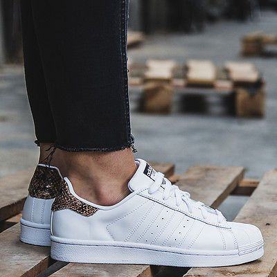 DAMEN SCHUHE ADIDAS ORIGINALS SUPERSTAR * [B35439]