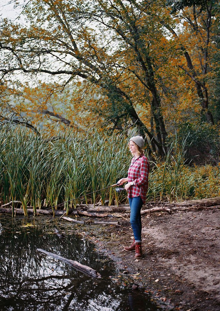 From lake fishing for bass to wading the streams for trout, Missouri in the fall is a fishing paradise. Wherever you are at in Missouri, there is always a beautiful place to fish.