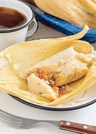 receta paso a paso de masa para tamales