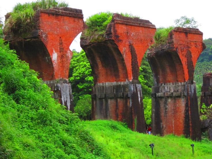 Broken Bridge in Miaoli