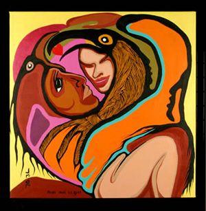 Colourblind - Moses Amik Beaver