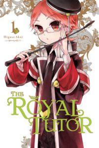 Yen Press to Publish The Royal Tutor, Kakegurui, Sekirei Manga in Print       North American publisher Yen Press announced on Tuesday that it will release its digital manga series The Royal Tutor, Kakegurui, and Sekirei in...