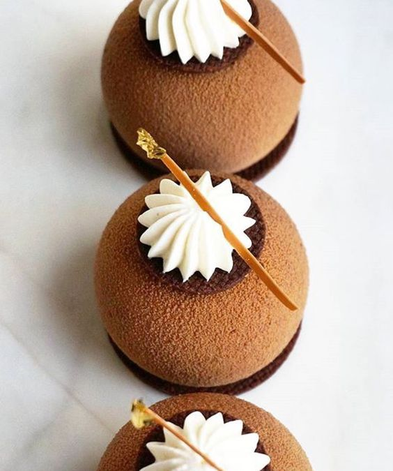 2178 Best Presentation Of Desserts Images On Pinterest