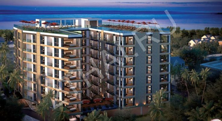 Arcadia Beach Residence Naklua - new development in North Pattaya, pre-sale - May 2014.  New lowrise development located in North Pattaya, Naklua area near Sanctuary of Truth Temple, only 100 meters from the sea.  Arcadia Beach Residence Naklua is surrounded by a range of five-star hotels and beach resorts – testament to the up market, exclusive community that lies on your doorstep Enjoy the bright lights of Central Pattaya, accessible in less than 10 minutes by car.