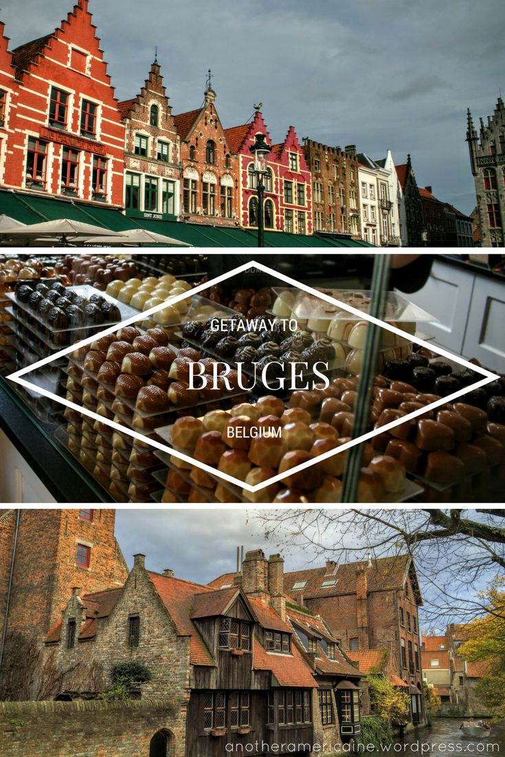A weekend getaway to Bruges (Brugge) Belgium for chocolate, beer, and quaint village sights!
