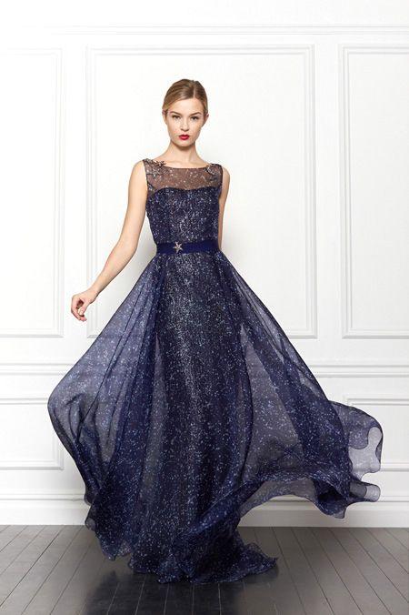 Carolina Herrera constellation dress