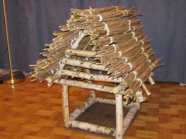 Karmnik dla ptaków home made by Doman - Forum akwarystyczne