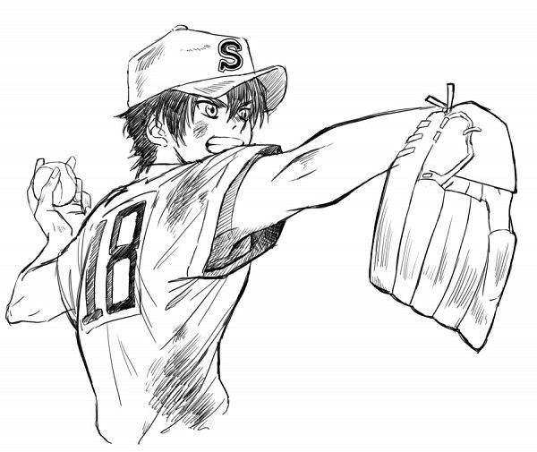 Daiya No Ace Ace Of Diamond Images Diamond No Ace: 167 Best Images About Ace Of Diamond On Pinterest