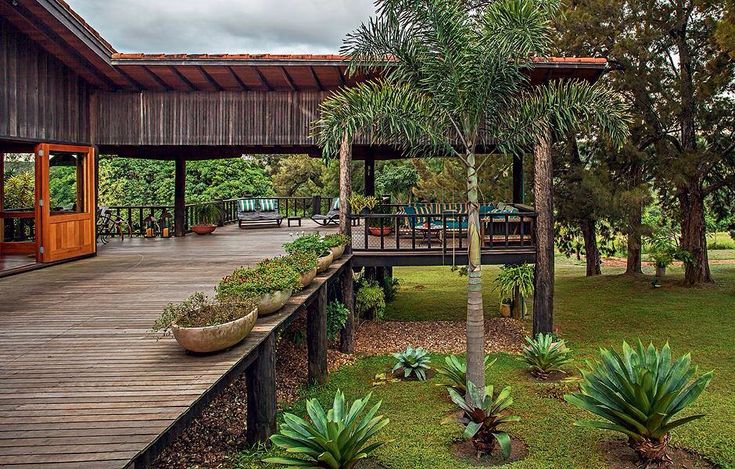 Nice simple garden