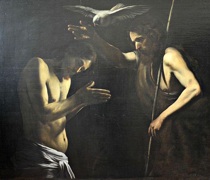 Battesimo di Cristo by Battistello Caracciolo