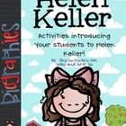 **Free for the first 25 downloads!***Introduce your kiddos to Helen Keller! Part 1 of a Biography Set of American Heroes.1.   Main Idea~ Main ...