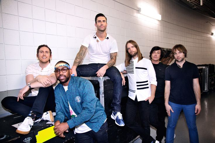Maroon 5 - V on the road 2016